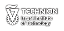 logo The Technion - Israeli Institute of Technoogy