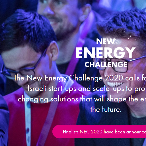 The finalists of the New Energy Challenge 2020 are selected