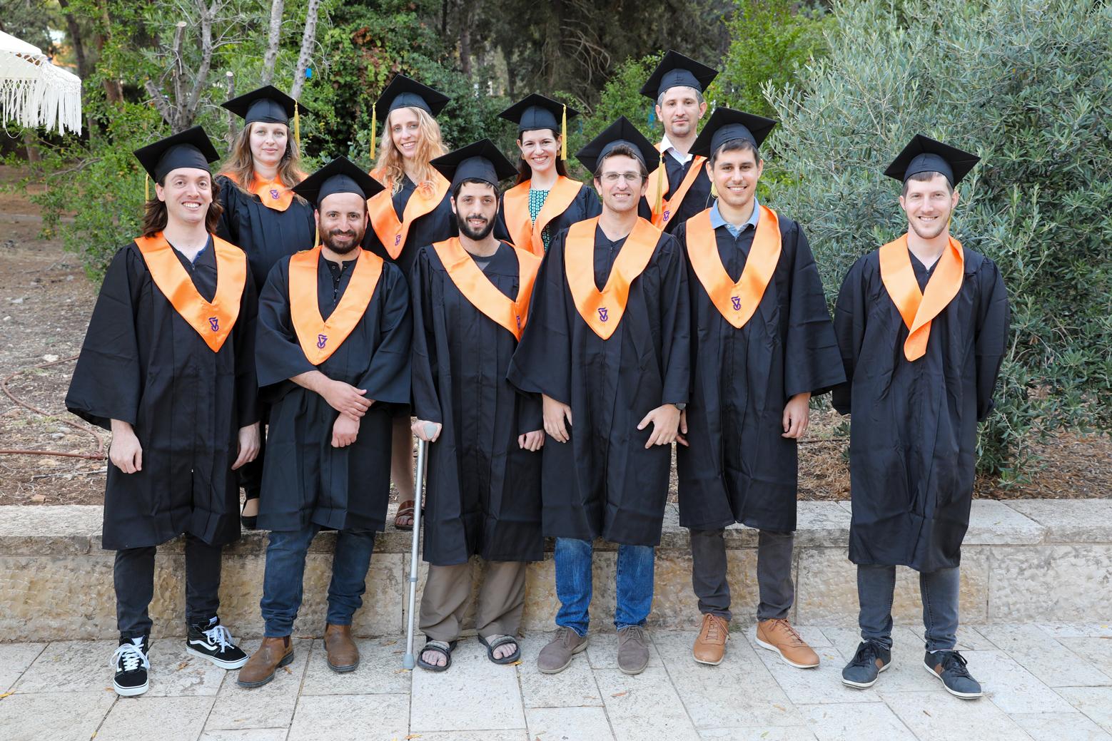 Image of graduates